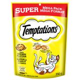 Temptations Super Mega Pack Cat Treats, 350-g | Temptationsnull