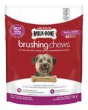 Milk-Bone Small Dog Brushing Chews | Milk-Bonenull