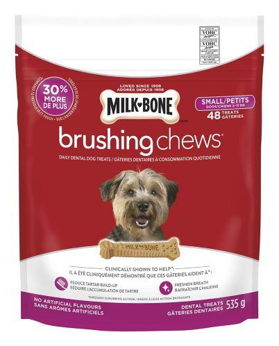 Milk-Bone Small Dog Brushing Chews