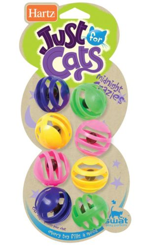 Hartz Just for Cats Midnight Crazies Cat Toy Product image