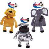 Crinkle Crew Dog Toys, Assorted | Spotnull