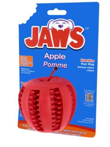 Jouet pour les dents Jaws Pomme