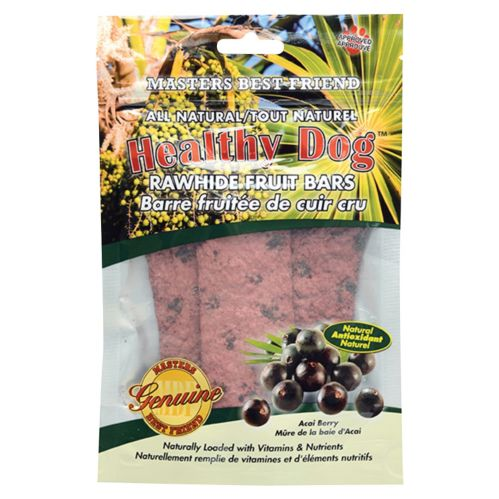 Healthy Dog Fruit Bar, 3-pk Product image