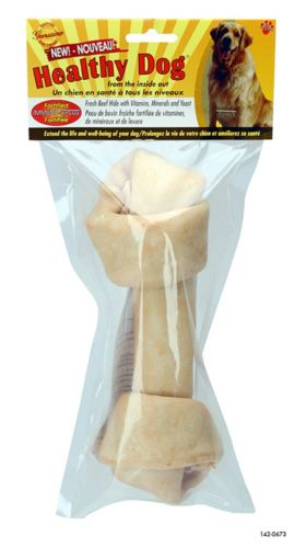 Healthy Dog Fortified Rawhide Bone Product image