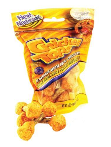 Os à mâchouiller Chicken Tops, 5 oz