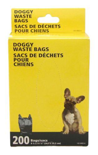 Sacs de ramassage pour chiens parfumés, paq. 200 Image de l'article