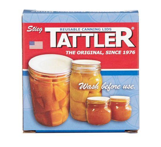 Tattler Reusable Regular Canning Rings, 12-pk Product image