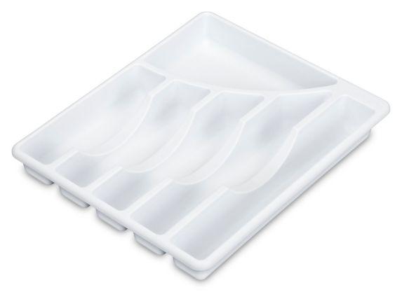 Sterilite Large Plastic Silverware Tray Product image