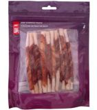 PAWS UP! Bacon Covered Beef Rawhide Twists, 5-in, 10-pk | Paws Upnull