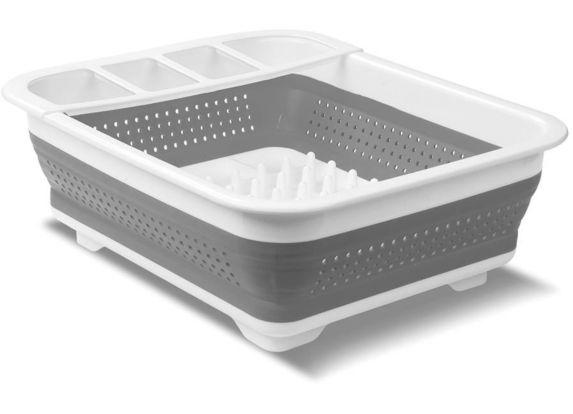 Madesmart Folding Drain/Dish Rack Product image