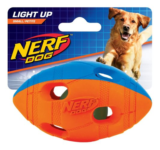 Ballon de football Bash DEL Nerf Dog Image de l'article