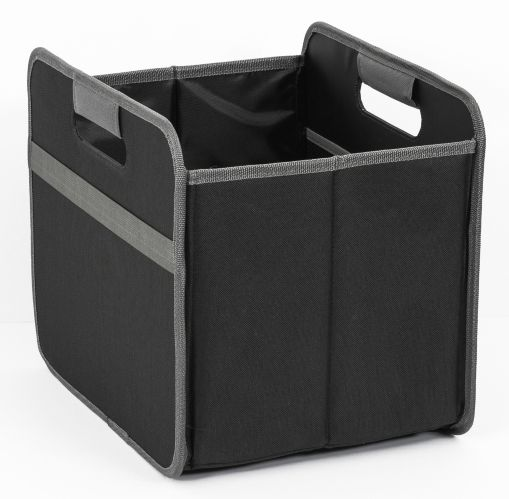 Single Collapsible Bin, Black Product image
