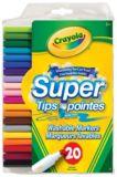 Crayola Super Tip Markers, 20-pk | Crayolanull
