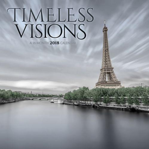 Calendrier mural 2018 Timeless Visions, 16 mois Image de l'article