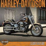 2018 Harley Davidson Wall Calendar | Dateworksnull