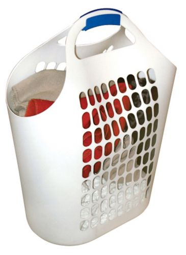 Hook and Lock Portable Laundry Hamper, 1.5-L Product image