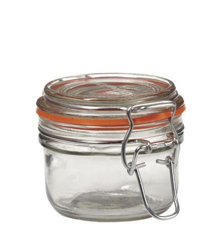 Glass Terrine Canning Mason Jars