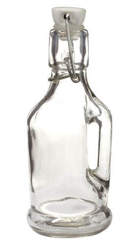 Glass Bottle with Flip Lid Product image