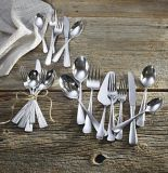 CANVAS Madison 18/10 Stainless Steel Flatware Set, 50-pc | CANVASnull