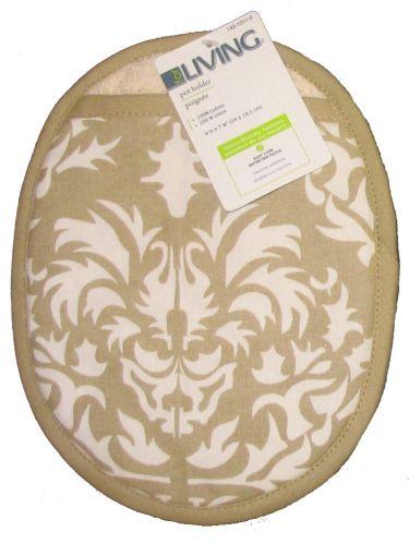 Poignée isolante For Living, fleurs beiges Image de l'article