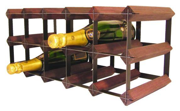 Casier à bouteilles, 15 bouteilles Image de l'article