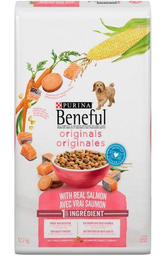 Nourriture pour chiens Purina Beneful, Originales avec saumon, 12,7 kg Image de l'article