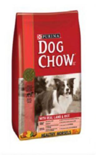 Purina Dog Chow Dry Dog Food, 16 kg Product image