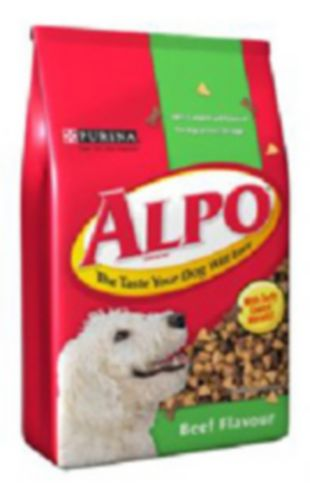 Purina Alpo Beef Dry Dog Food, 7.2 kg Product image