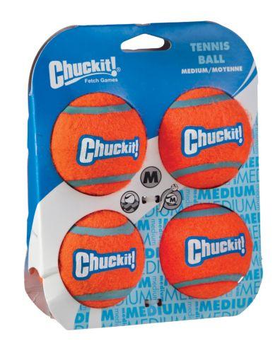Balles de tennis pour chien Chuckit!, paq. 4 Image de l'article