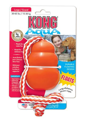 Jouet flottant pour chien Kong, grand Image de l'article