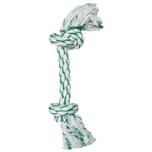 Dogit® Minty Knotted Rope Dog Toy