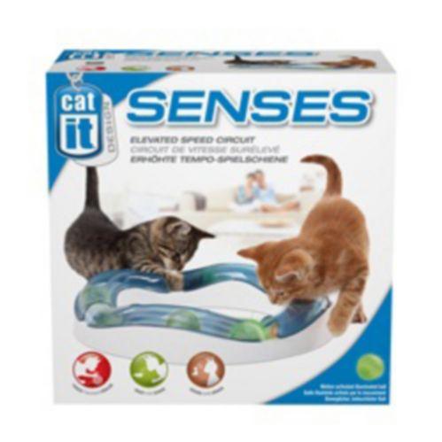 Circuit de vitesse surélevé pour chat Catit Senses Image de l'article