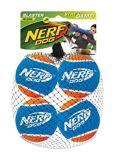 Nerf Dog Squeak Tennis Balls, Medium, 4-pk | NERFnull