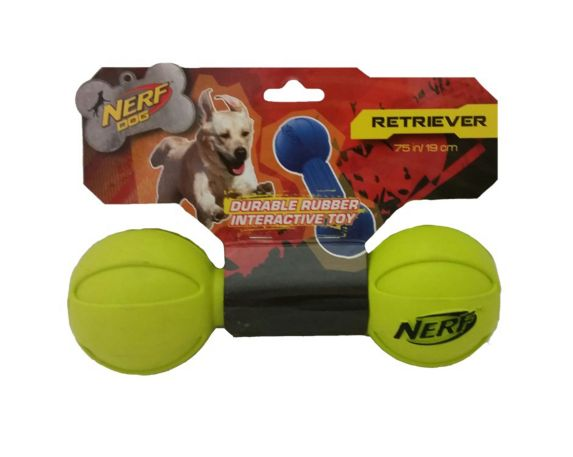 Nerf Dog Retriever Barbell Product image