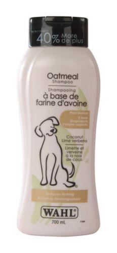 Shampoing à l'avoine Wahl pour chien, 700 ml