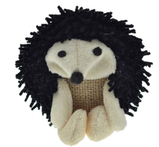 PAWS UP! Natural Flatty Hedgehog Cat Toy Product image