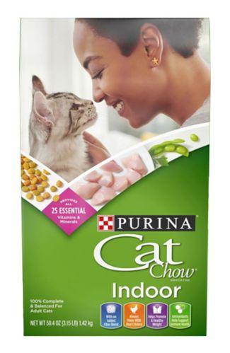 Purina® Cat Chow® Indoor Cat Food, 1.42-kg