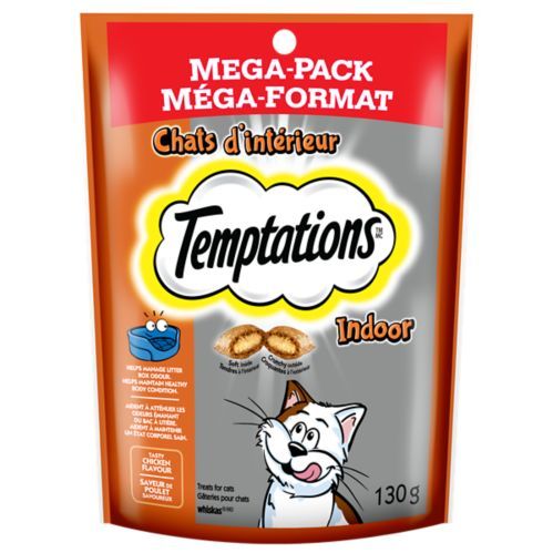 Temptations Indoor Treats, 130-g Product image