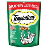 Gâteries Temptations aux fruits de mer, 350 g | Temptationsnull