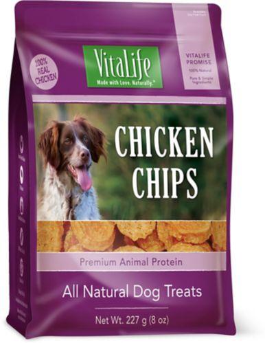 Gâteries pour chiens VitaLife au poulet, 227 g