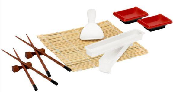 PAO! Ensemble à sushi de luxe, 9 pces Image de l'article