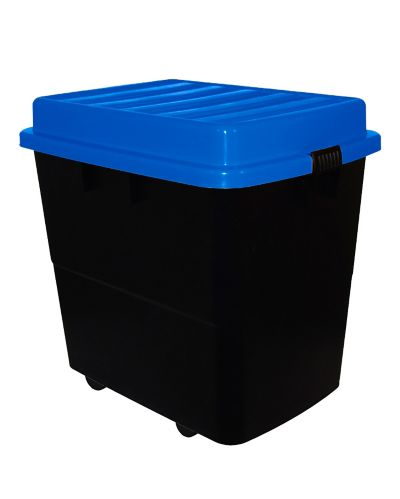Mastercraft Heavy Duty Deep Storage Tote, 210-L Product image