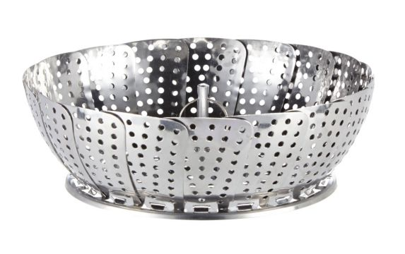 Stainless Steel Steamer, 9-in Product image