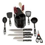 Ustensiles et gadgets de cuisine Farberware, 28 pces | Farberwarenull