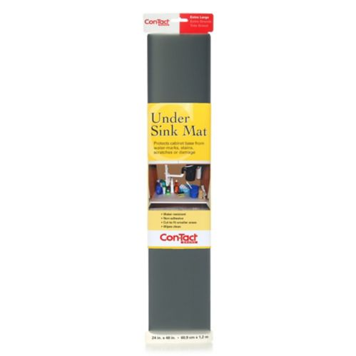Under the Sink Graphite Mat, 24-in x 48-in Product image