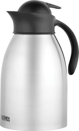 Thermos Stainless Steel Vacuum Insulated Carafe, 1.5-L Product image