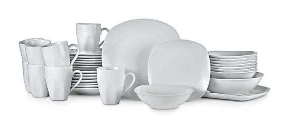 CANVAS Mercer Dinnerware Set, 34-pc Product image