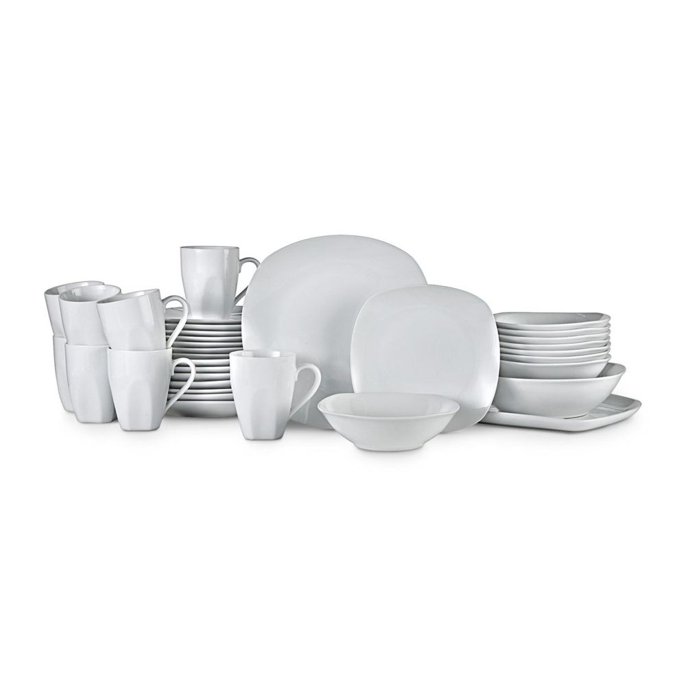 CANVAS Mercer Dinnerware Set, 34-pc