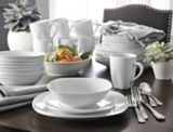 CANVAS Mercer Dinnerware Set, 34-pc | CANVAS | Canadian Tire