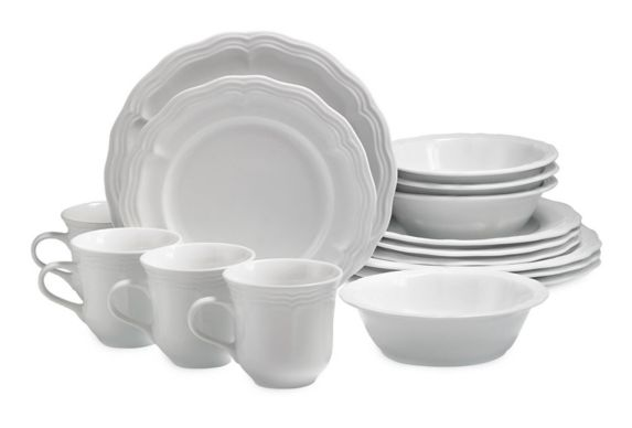 Lagostina Dinnerware, 16-pc